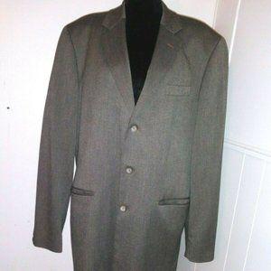 CLAIBORNE Mens 42L blazer/ Suit /Sport Coat